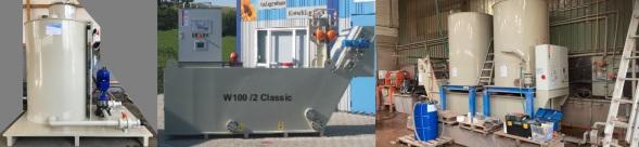 Bilder von ERISTA Spüleinheiten für Wärmetauscher, Abwassertechnik, Wartung und Instandhaltung
