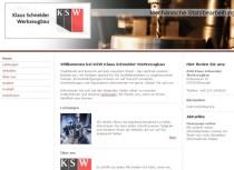 Homepage der Firma KSW, Elkenroth