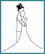 Logo unserer Hochzeit