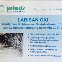 Labisan OXI - neues Desinfektionsmittel